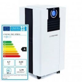 Aer conditionat portabil Trotec PAC 4700 X Capacitate 16.000 Btu Debit 550mc/ora Display Timer Pentru 62mp