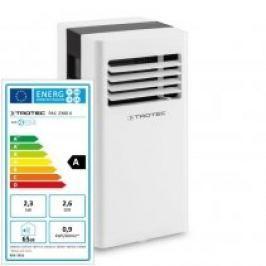 Aer conditionat portabil Trotec PAC 2300 X Capacitate 8.000 Btu Debit 310mc/ora Telecomanda Display Timer Pentru 75mc