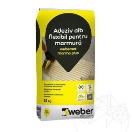 Adeziv Marmura si Granit - Weber Set Marmo Plus - 25 KG