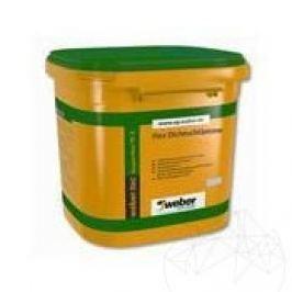 Hidroizolatie flexibila bicomponenta pentru interior si exterior - Weber Tec Superflex D2, 20 kg
