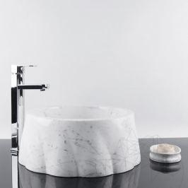 Bathroom Sink - Callacatta Marble SD 35.5 x 35.5 x 16 cm
