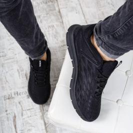 Pantofi sport barbati Ludini negri