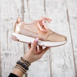 Pantofi dama sport Belish roz