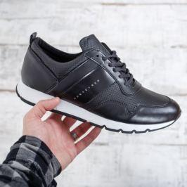 Pantofi barbati sport Tubin negri