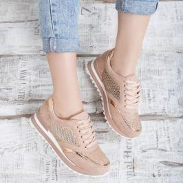 Pantofi sport Westol roz pal