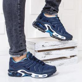 Pantofi sport barbati Ynapi albastri
