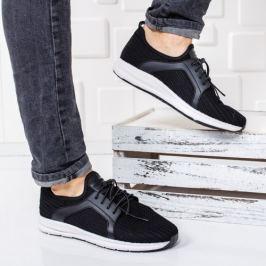 Pantofi sport barbati Troleni negri