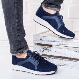 Pantofi sport barbati Troleni bleumarini