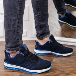 Pantofi sport barbati Biosdin negri cu albastru