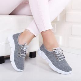 Pantofi sport Medisia gri