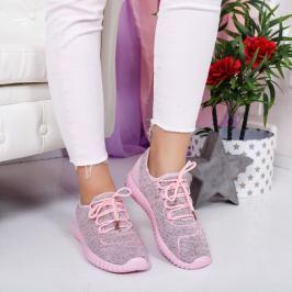 Pantofi sport Galoni roz