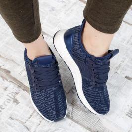 Pantofi dama sport Hamadi bleumarini