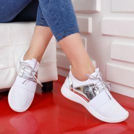 Pantofi sport Roxico albi