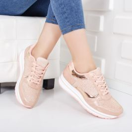 Pantofi sport Juju roz pal