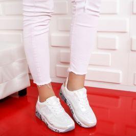 Pantofi sport Amexin albi