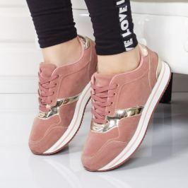 Pantofi sport dama Briard roz