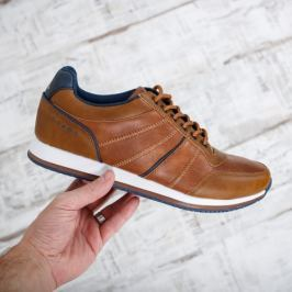 Pantofi sport barbati Gozal maro