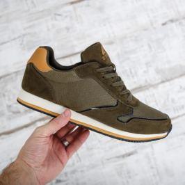 Pantofi sport barbati Buden khaki