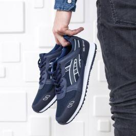 Pantofi barbati sport Monadi bleumarini