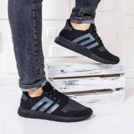 Pantofi barbati sport Serkolo negri