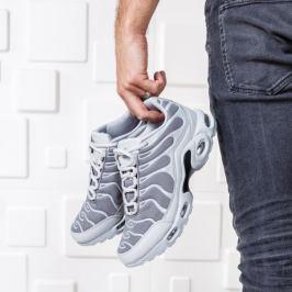 Pantofi barbati sport Ynapi gri