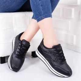 Pantofi sport Folali negri