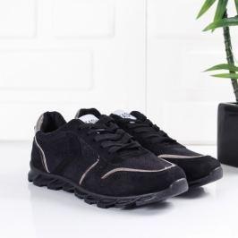 Pantofi sport Lufom negri