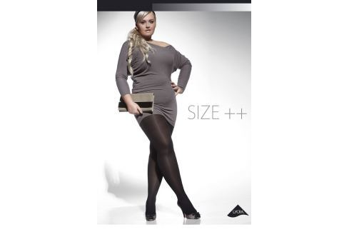 Dres Amy plus size 60 DEN