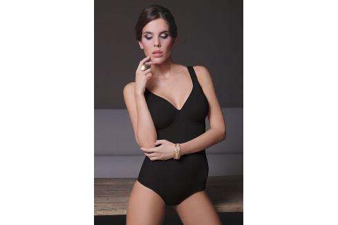 Body cu sutien incorporat Rori Black Lenjerie pentru femei