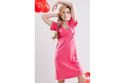 Camasa de noapte Rose, sarcina si alaptare Lenjerie pentru femei