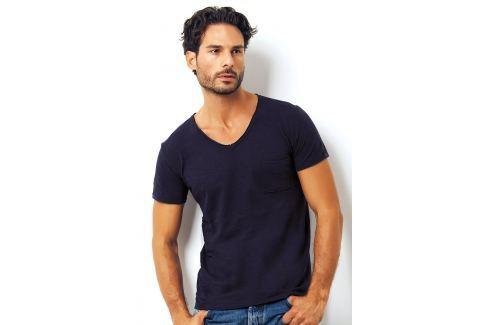 Tricou barbatesc Enrico Coveri 1512 Blue Lenjerie pentru bărbaţi