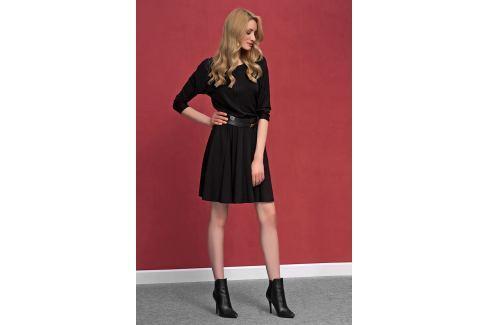 Rochie dama Altea Black, material tricot OUTLET