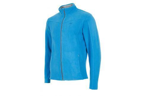Bluza sport barbateasca Blue, material fleece OUTLET
