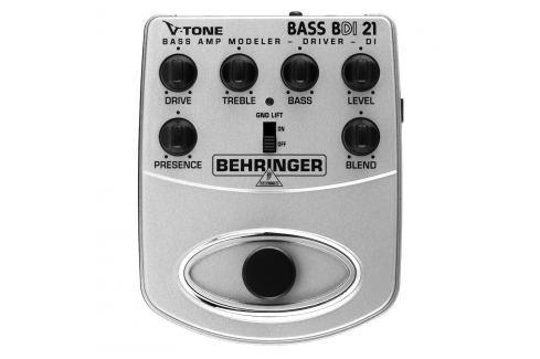 Behringer BDI 21 V-TONE BASS Pedale de efect pentru bas