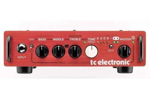 TC Electronic BH250 250 Watt Bass Head Amplificatoare bas ultralight
