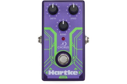 Hartke HC33 Analog Bass Chorus Pedal Pedale de efect pentru bas