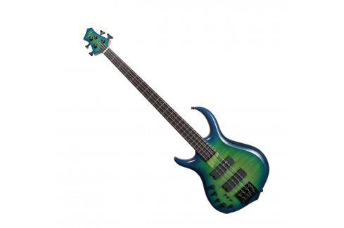 Sire Marcus Miller M7 Alder-4 Lefty Transparent Blue Basuri pentru stângaci