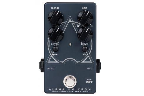 Darkglass Alpha Omicron Pedale de efect pentru bas