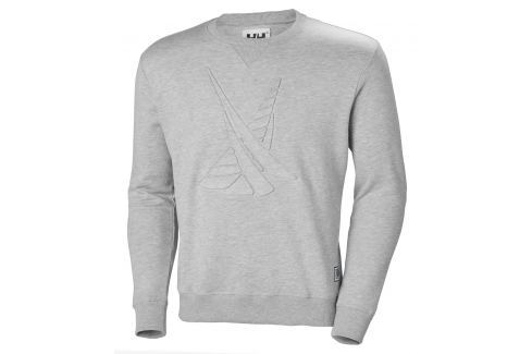Helly Hansen HH CREW SWEAT GREY MELANGE - L