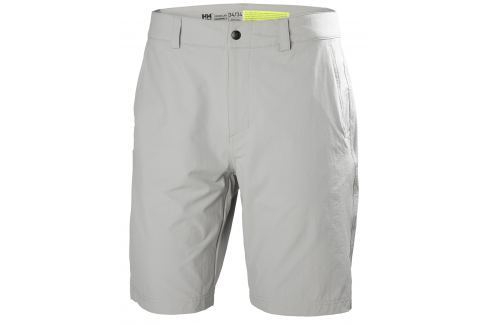 Helly Hansen HP QD CLUB SHORTS SILVER - 33 BOATS-Nohavice