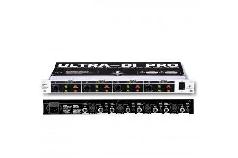 Behringer DI 4000 ULTRA-DI PRO (B-Stock) #908744 Di-uri, divizoare de semnal
