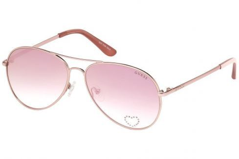Guess GU7575-S 28Z 58 Shiny Rose Gold/Gradient