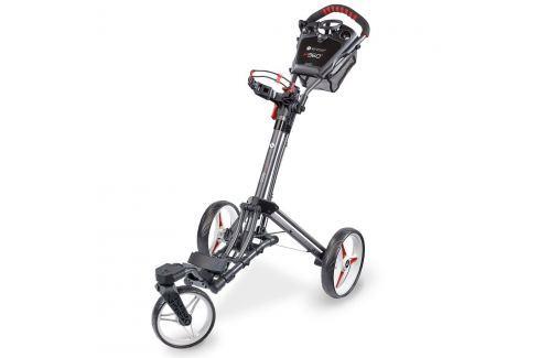 Motocaddy P360 Push Trolley Red Cărucioare manuale