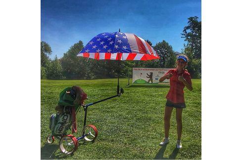 Jucad Umbrella with Pin USA Umbrele