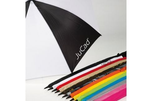 Jucad Umbrella with Pin White/Green Umbrele