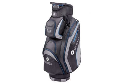 Motocaddy 2018 Club Series Cart Bag (Black/Blue)