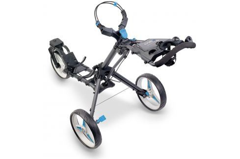 Motocaddy P360 Push Trolley Blue Cărucioare manuale