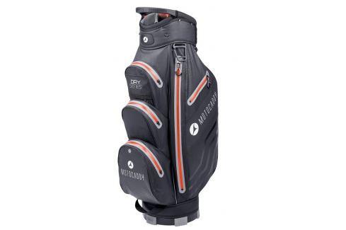 Motocaddy 2018 Dry Series Cart Bag (Black/Orange) Huse pentru cărucioare