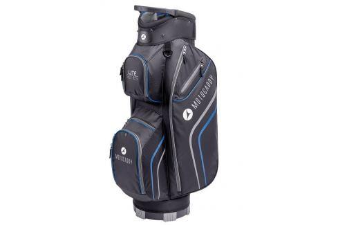 Motocaddy 2018 Lite Series Cart Bag (Black/Blue) Huse pentru cărucioare