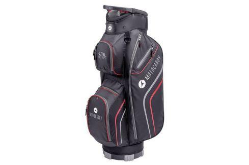 Motocaddy 2018 Lite Series Cart Bag (Black/Red) Huse pentru cărucioare